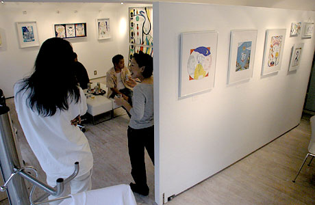 Shiino Exhibition 2004
